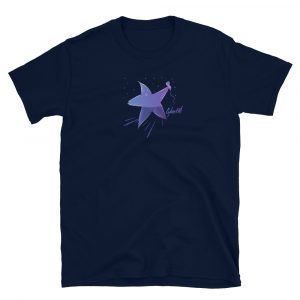 CyberFm – Station1 – Short-Sleeve Unisex T-Shirt