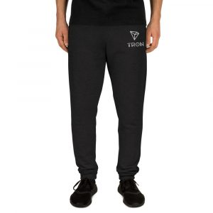 TRON – Embroidered – Unisex Joggers