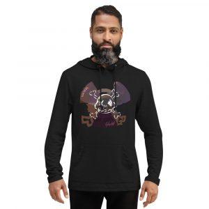 CyberFM – Unisex Lightweight Hoodie