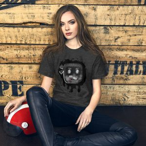 DLive – Vlad – Short-Sleeve Unisex T-Shirt