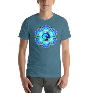Bittorrent – Dizzy – Short-Sleeve Unisex T-Shirt