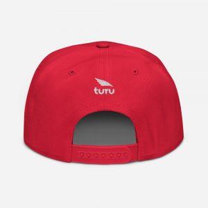 SHIB Snapback Hat by Turu