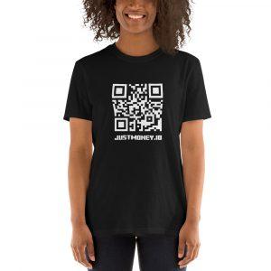 JustMoney – Short-Sleeve Unisex T-Shirt