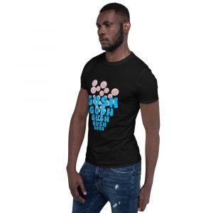 GUSH – Short-Sleeve Unisex T-Shirt