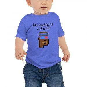 Punk Daddy – Baby Jersey Short Sleeve Tee