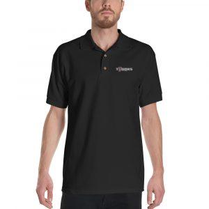 TPunks – Embroidered Polo Shirt