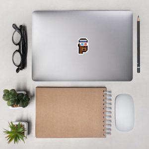 Sticky TPunk – Bubble-free stickers