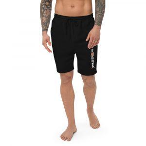 TPUNKS Men's fleece shorts