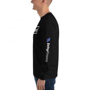 Zethyr BTT – Men's Long Sleeve Shirt