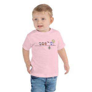 Baby Turu – Toddler Short Sleeve Tee
