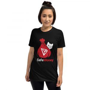 SafeMoney – Short-Sleeve Unisex T-Shirt