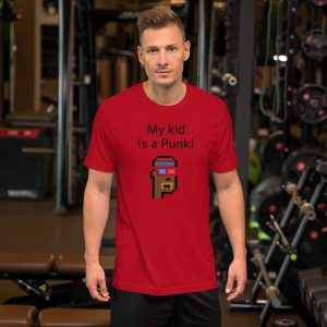 Kid Punk – Short-Sleeve Unisex T-Shirt