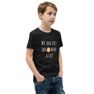 B-Word Youth Short Sleeve T-Shirt