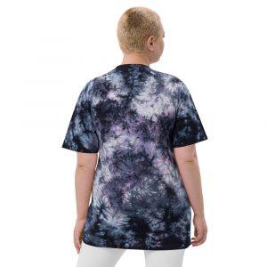 Kraftly – Oversized tie-dye t-shirt