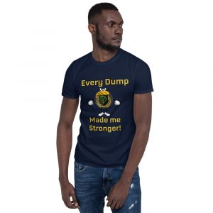 TDW Dump – Short-Sleeve Unisex T-Shirt