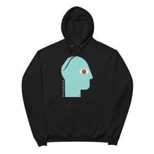 GeekHead – 3 – Unisex fleece hoodie