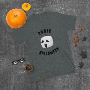 Cubie Halloween – Short-Sleeve Unisex T-Shirt