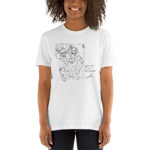 Ugly 3 – Short-Sleeve Unisex T-Shirt